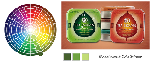 1monochromatic Basics of Color Theory