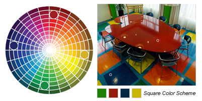 8square Basics of Color Theory