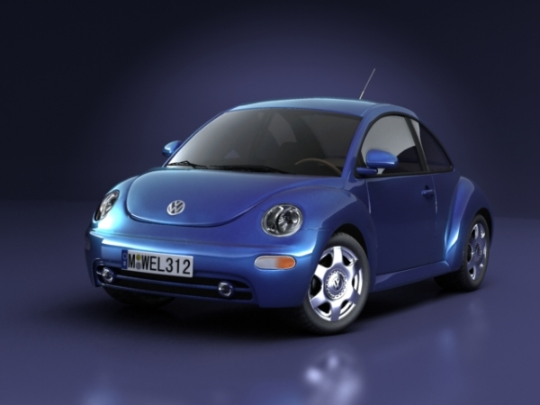the new beetle vw. The New Beetle